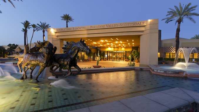 Doubletree Resort By Hilton Hotel Paradise Valley Scottsdate 5401 N Scottsdale Rd Arizona 85250 480 947 5400